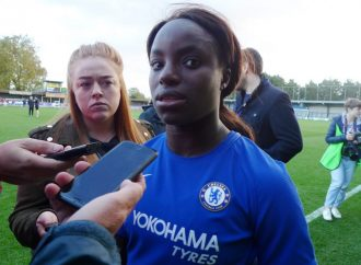 I just want to move on: Aluko