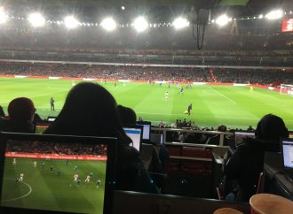 Late drama at the Emirates