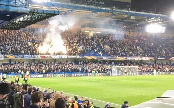 Blues have a flare for it