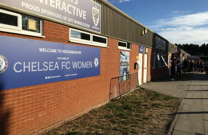 Lionesses set to boost crowds