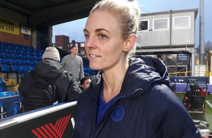 Sophie for Team GB captain?