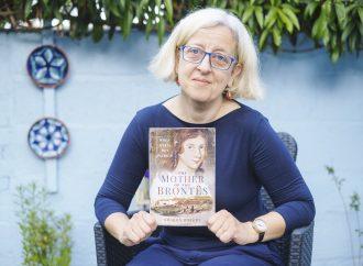 Sharon Wright's Brontë book