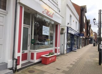 Surbiton salon closes