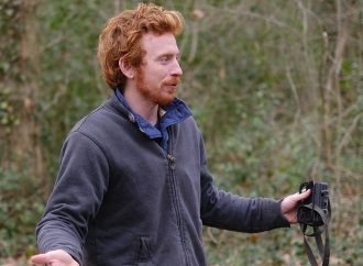 YouTube broadcast on urban wildlife
