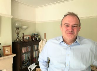 How to survive crisis: Ed Davey