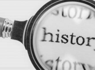 History society hibernates