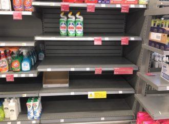 Panic-buying hits Surbiton