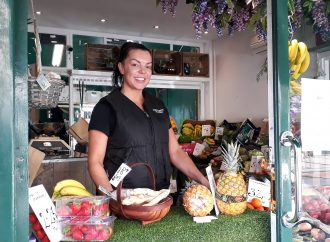 Surbiton florist turns greengrocer