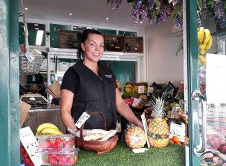 Surbiton florist turns greengrocer
