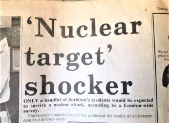Surbiton's Armageddon warning… few survivors!