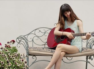 Evie, 15, is finalist in national songwriting contest