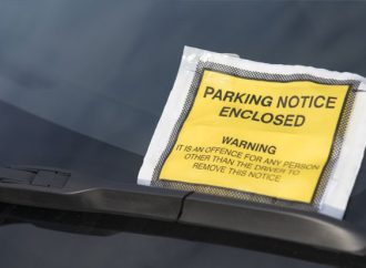 Parking restrictions and fines are back!