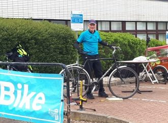 Free bike check for key workers