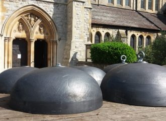 St Matthew's bells are back!