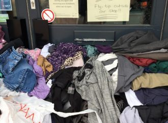 Waste not, want not, but wait 'til we're open! say charity shops