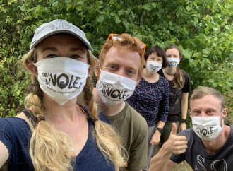 Mask up for Hogsmill water voles