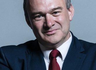 Sir Ed elected as Lib Dem leader