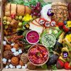 Colourful, plant-based picnics for your socially distanced gathering