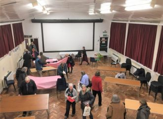 Societies at risk following eviction from meeting hall
