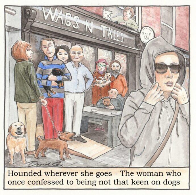 \'Hounded\' Alternative caption. Good Life edit. (2)