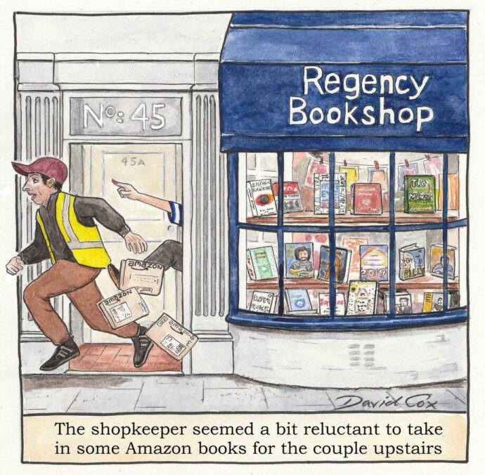 Regency Bookshop. The Good Life edit (2) EDIT