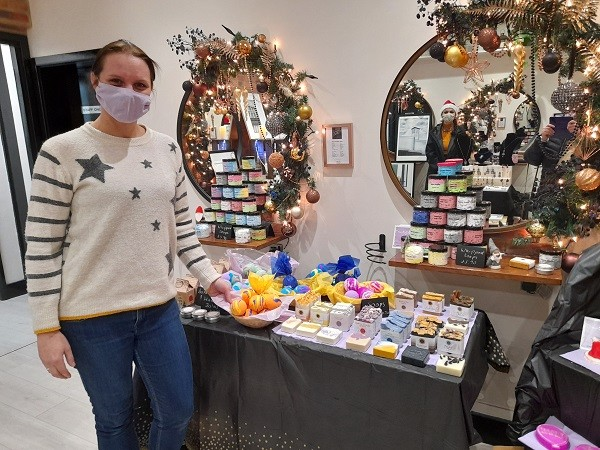 Christmas shopping made easy with pop-up handmade markets
