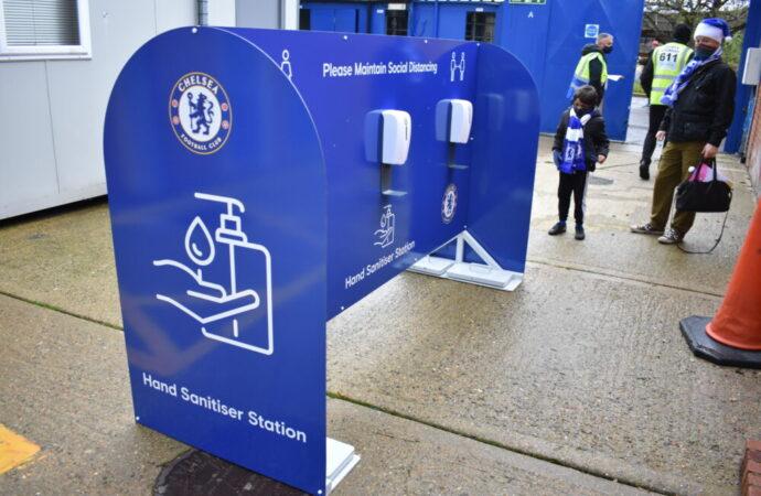 Covid crisis hits Chelsea