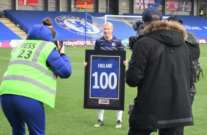 Next gaffer in the frame?
