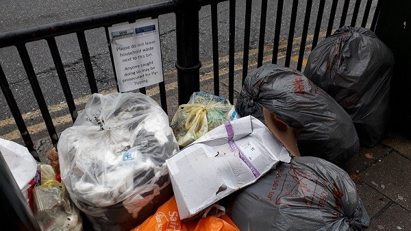 New interactive map launched to report fly-tipping in Surbiton