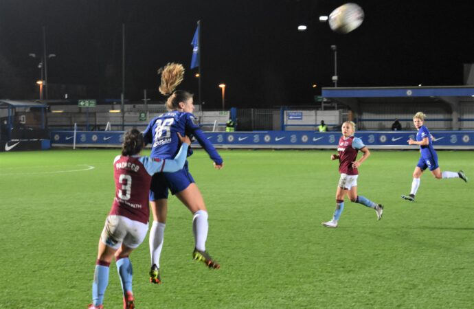Blues reach cup final in style
