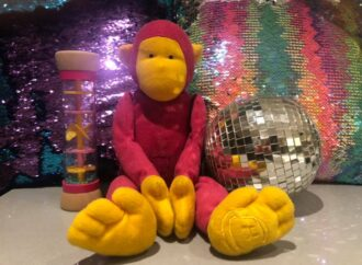 Clap and dance to Monkey's free, Friday night lockdown disco