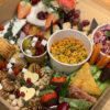 Little Ginger's plant-powered grazing box for Valentine's Day