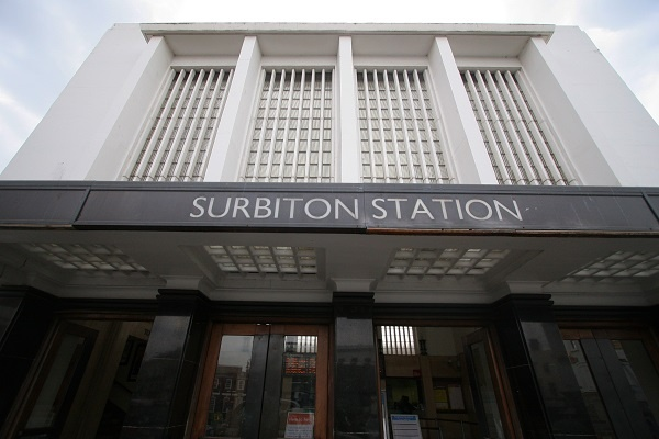 Join group to enhance and improve Surbiton Station