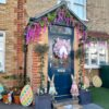 This Easter-themed house will put a smile on your face