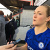 Captain Magda aims high