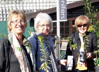 Gardening club grows new shoots