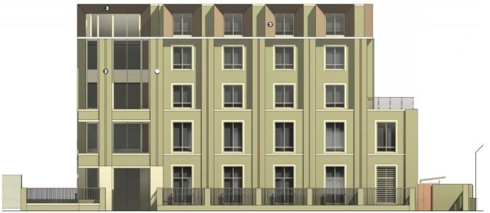 Plan to demolish Victorian care home and build six-storey block