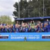 Super Blues lift league title