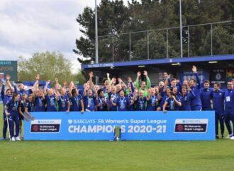 Super Blues lift league title