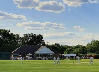Join live music and charity auction fundraiser at cricket club