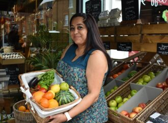 Organic bargains in fruit and veg