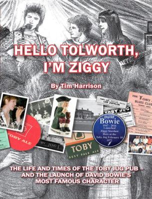 Toby Jug book Tim Harrison