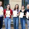 Girls triumph, despite Covid