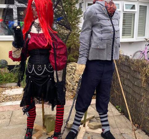 Register for scarecrow festival