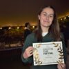 Best editing award at Kingston Film Festival for Tolworth's Zoe