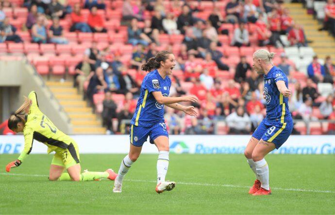 Blues put SIX past United