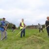 Free scything sessions to improve biodiversity at nature reserve