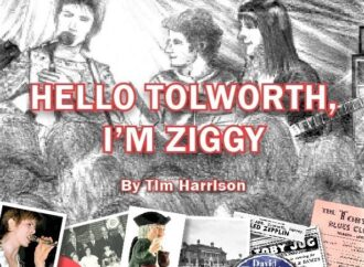New book on Tolworth launch of Bowie's most famous character