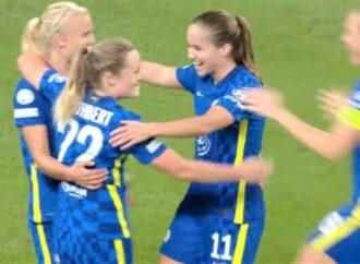 Blues triumph in Turin